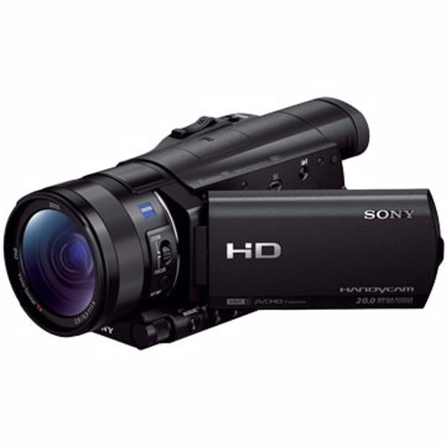 SONY索尼  HDR-CX900 1
