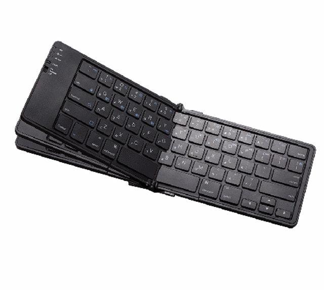 LEXKING雷斯特  天狼星三代 雙介面摺疊鍵盤  1