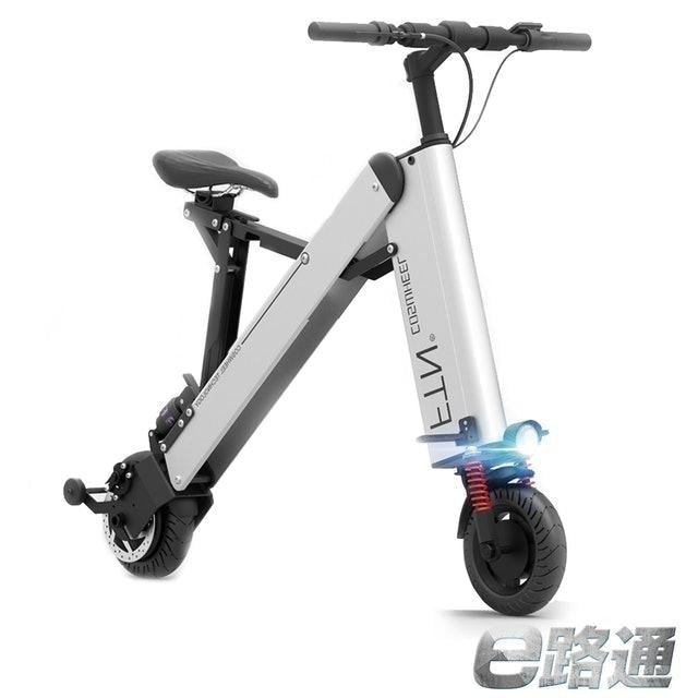 e路通 COSWHEEL 鋼鐵人電動自行車 1