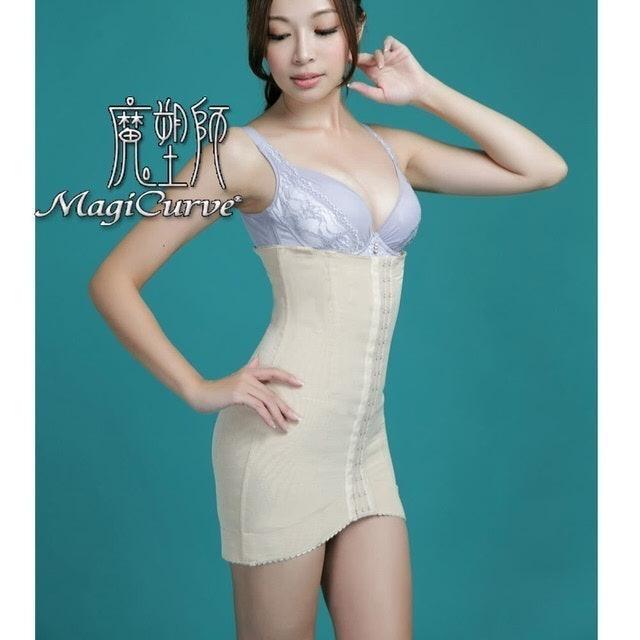 MagiCurve魔塑師  塑腰提臀長束腰夾裙 1
