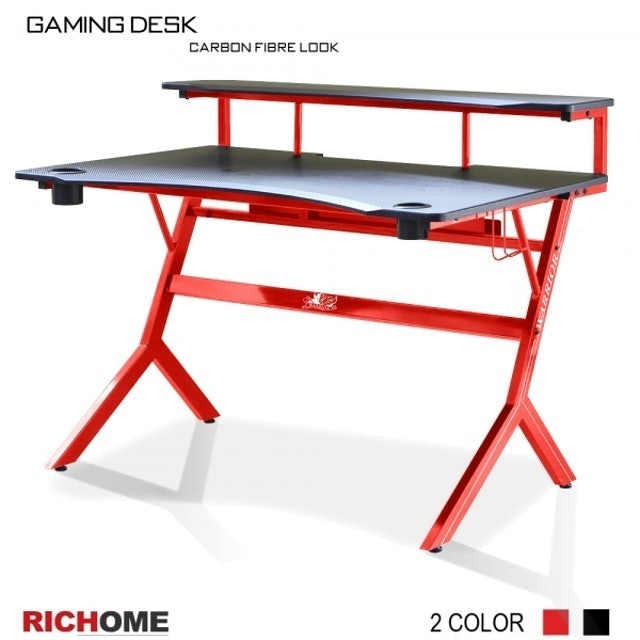 RICHOME  戰神高手電競桌 1