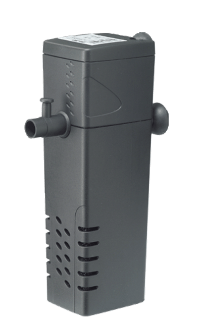 Shiruba銀箭  內置式過濾器  1