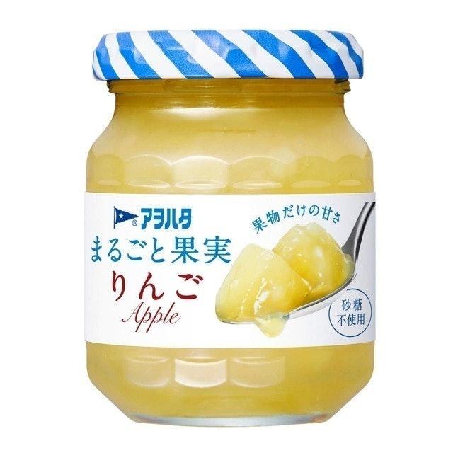 Aohata 無蔗糖蘋果果醬 1
