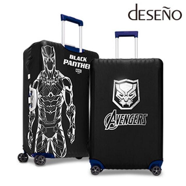 Marvel  漫威英雄行李箱套 1