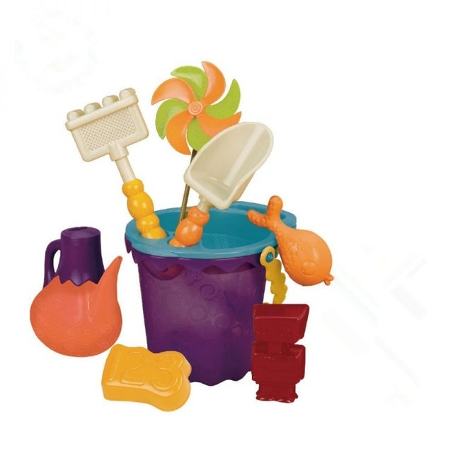 B.Toys感統玩具  光腳丫沙灘包 1