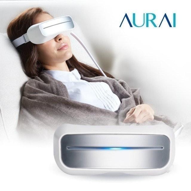 Aurai  水波式冷熱敷眼部按摩器 1
