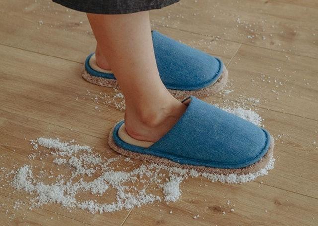 廚房懶人拖地鞋 1