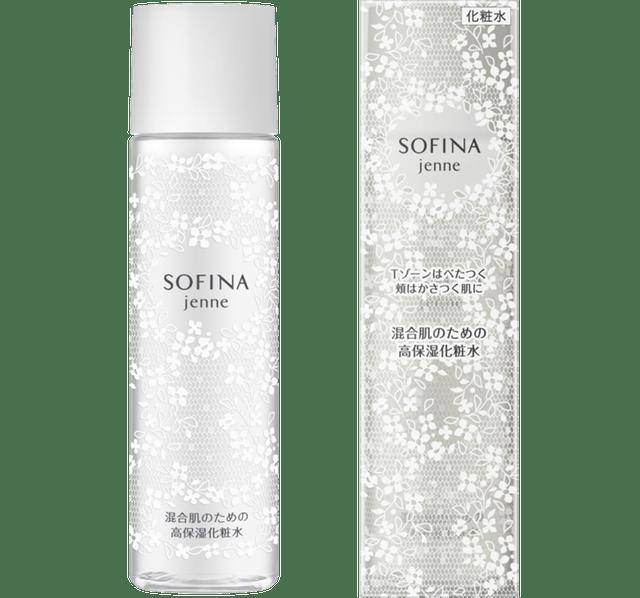 SOFINA 蘇菲娜 透美顏 飽水控油雙效化妝水 1