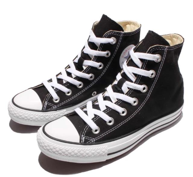 CONVERSE All Star 高筒休閒帆布鞋 1