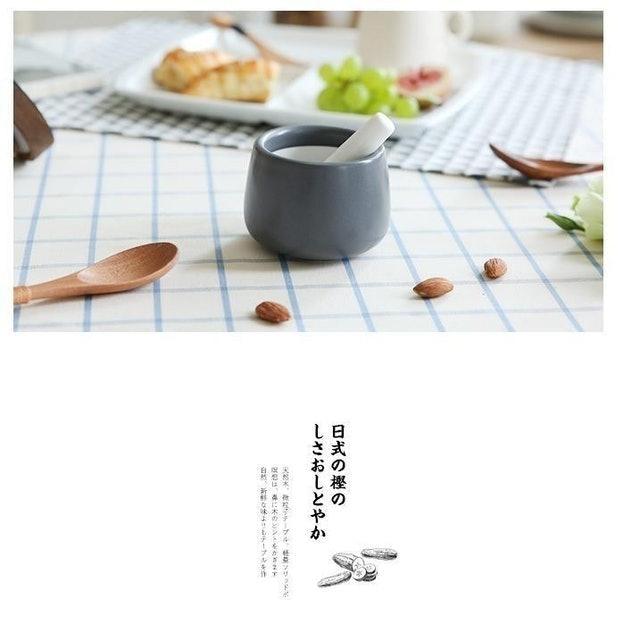 川島屋 匠心陶瓷磨砂啞光研磨碗 1