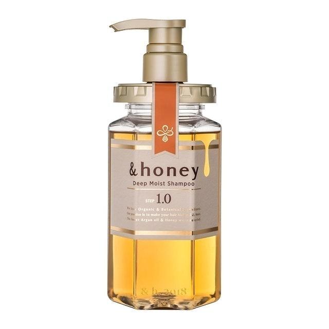 &honey 蜂蜜亮澤修護洗髮乳 1
