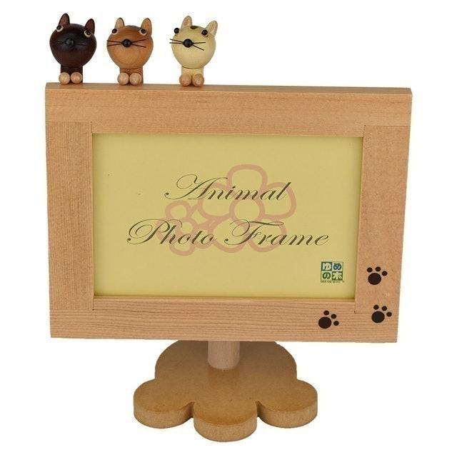 有限会社東洋音響 貓咪搖擺相框音樂盒 1