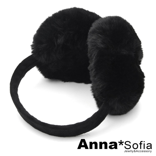 AnnaSofia 仿皮草保暖耳罩 1