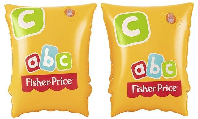 Fisher-Price  嬰兒游泳安全臂章 1