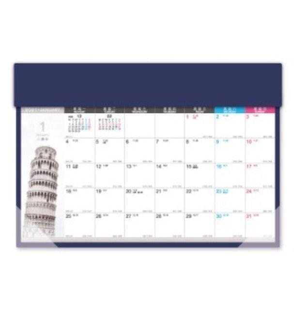 明鍠 2021桌上型月曆 1