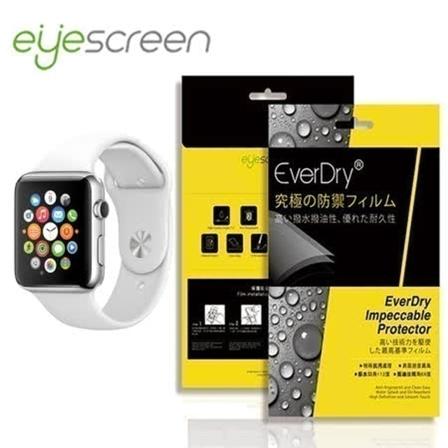 EyeScreen Apple Watch  EverDry PET 螢幕保護貼 1