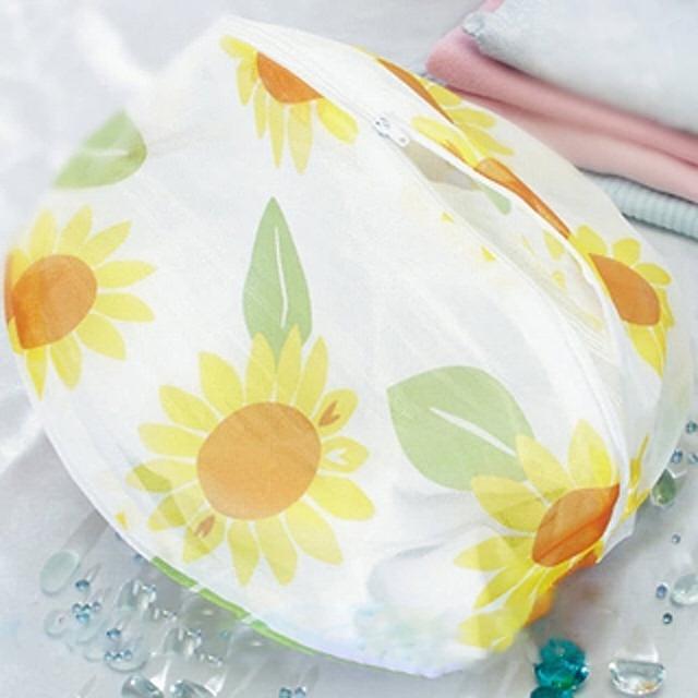 UdiLife 花漾細網洗衣袋丸型 1
