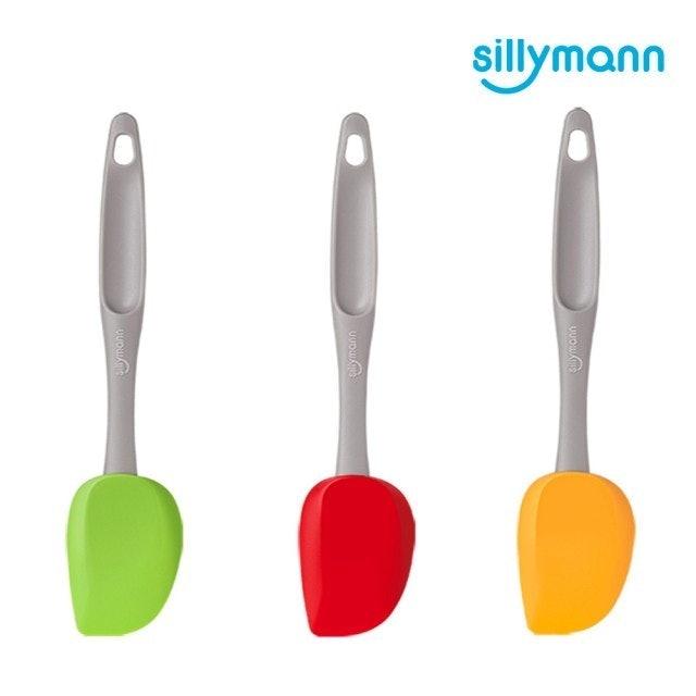 sillymann  100%鉑金矽膠長柄抹刀 1