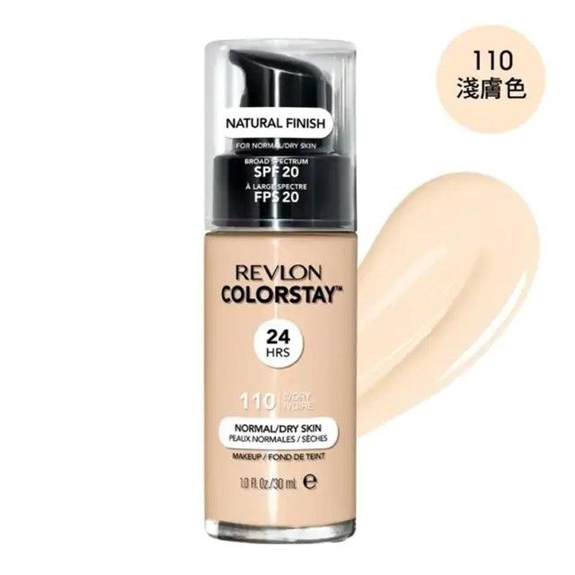 REVLON露華濃 超持色輕透粉底液(一般/乾性肌) 1