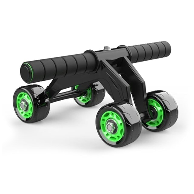 LOTUS 四輪穩定型健腹滾輪 1