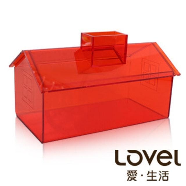 Lovel  加拿大設計經典家飾 紙巾盒 1