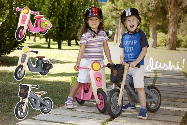 dushi  幼童平衡滑步車 1
