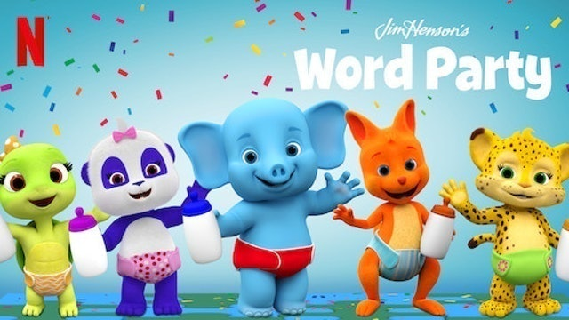 Word Party文字派對 1