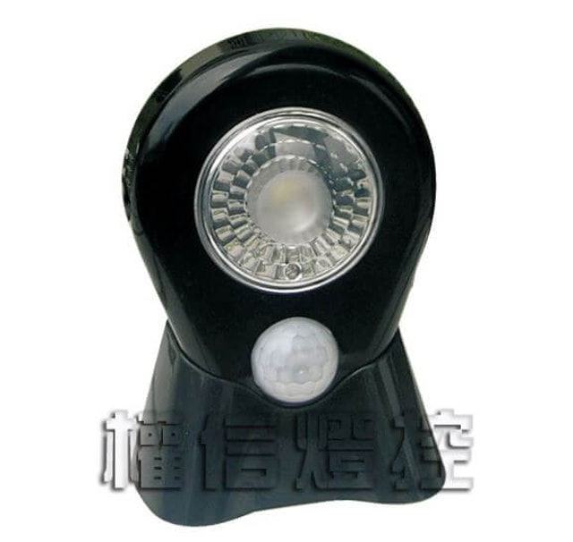 LED 高亮度感應小夜燈  1