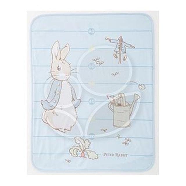 奇哥 比得兔冬夏兩用防水尿墊 1