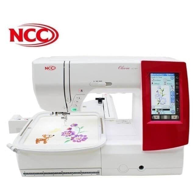 NCC  Olivia 電腦刺繡縫紉機  1