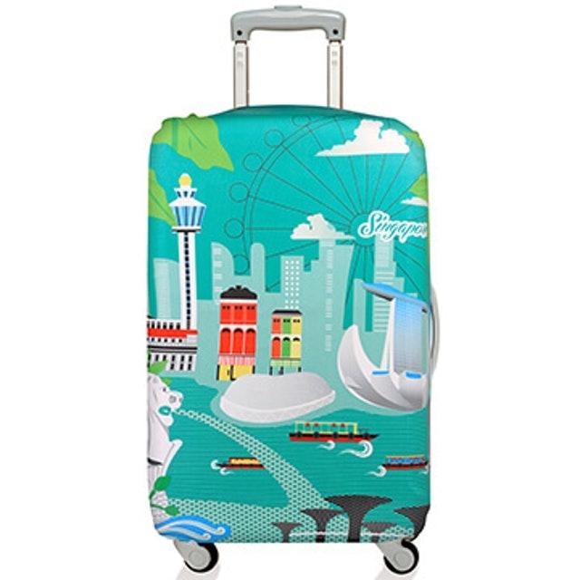 LOQI 行李箱外套 1