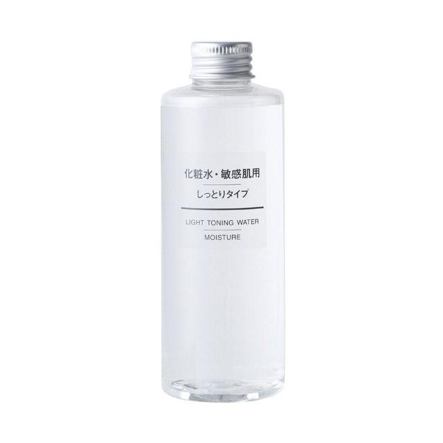 MUJI無印良品 敏感肌化妝水 滋潤型 1