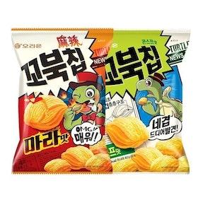 推薦十大韓國零食人氣排行榜【2021年最新版】 1