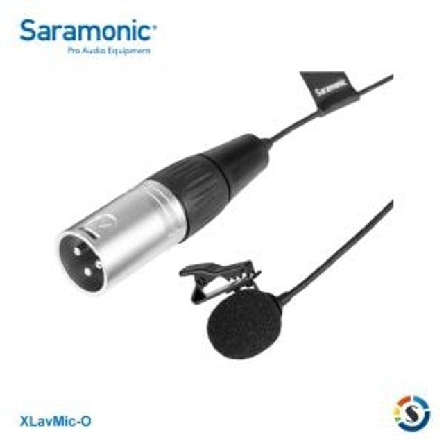 Saramonic楓笛 領夾式指向型麥克風 1