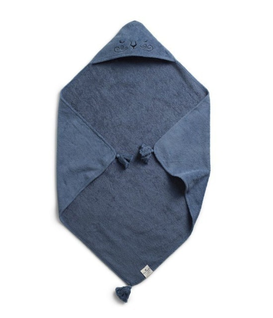 ELODIE DETAILS BABY連帽浴巾 1
