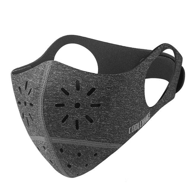 活力揚邑 後貼式活性碳口罩 1