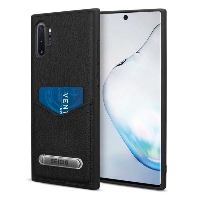 SEIDIO 多功能皮革手機保護殼  1
