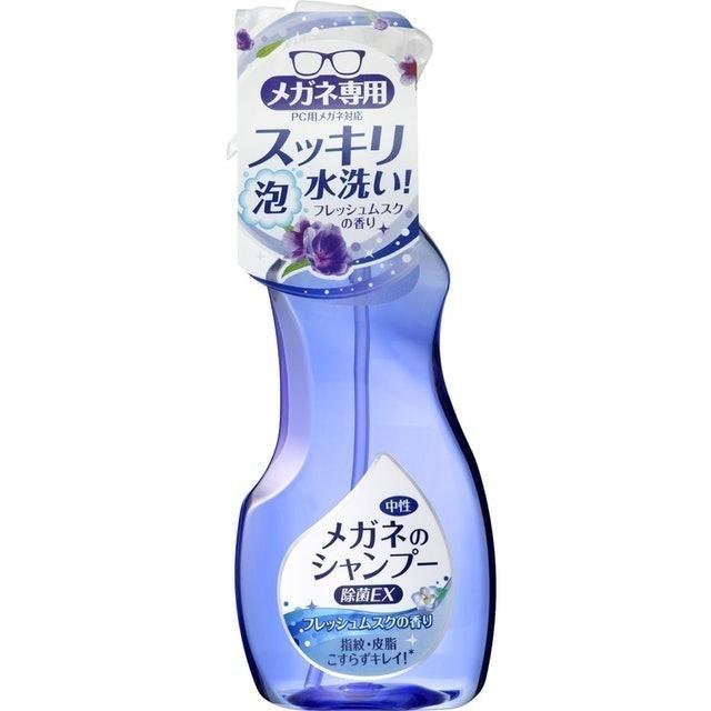 SOFT99 眼鏡清洗液 超除菌型 1