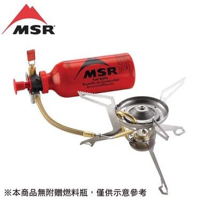 MSR Whisperlite™ International 多燃料汽化爐 1