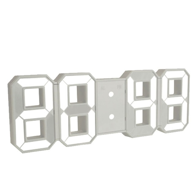 KINYO  立體多功能LED數字電子鐘 1