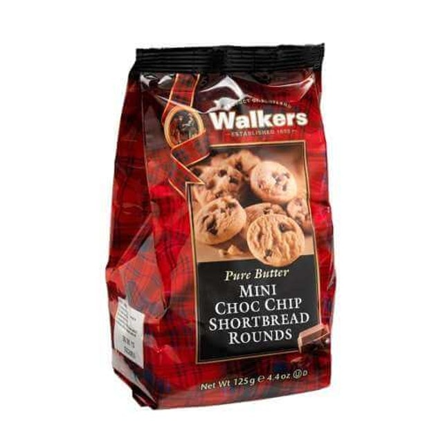 Walkers  英國蘇格蘭皇家迷你奶油巧克力餅乾 1