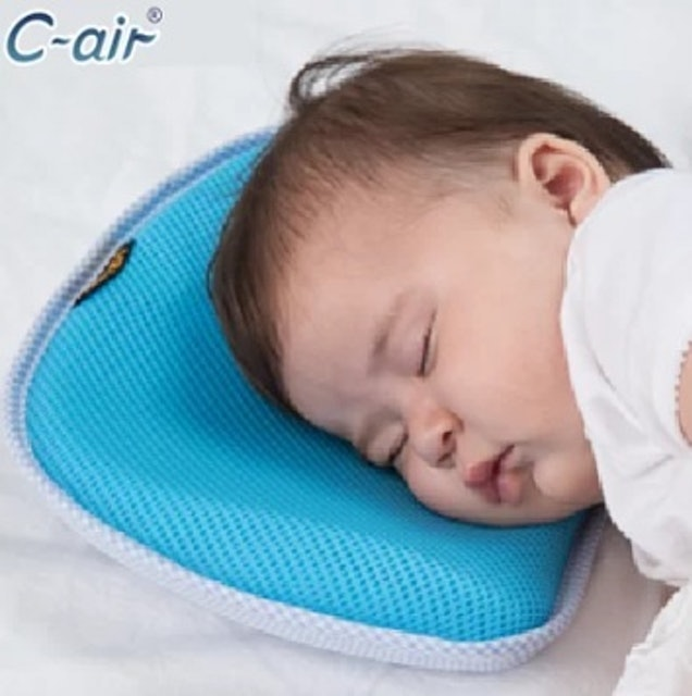 COTEX  C-air聰明寶貝嬰兒枕 1