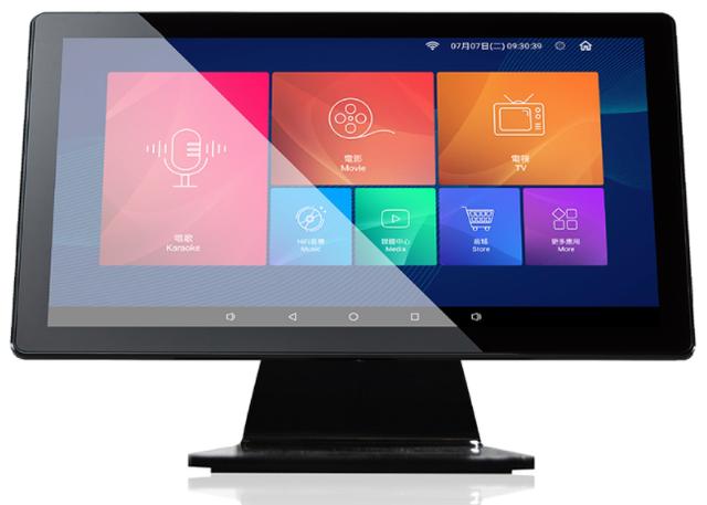 金將科技 KKPAD 21.5吋安卓觸控屏 (點歌機 / 伴唱機) 1