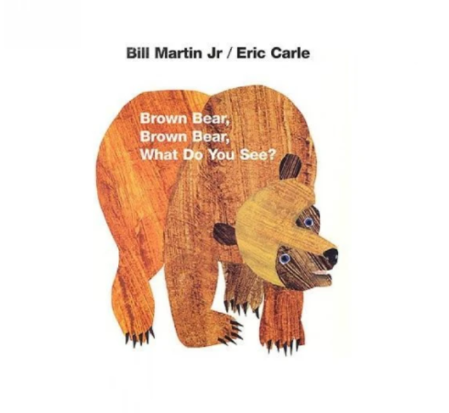 Brown Bear, Brown Bear, What Do You See? 1