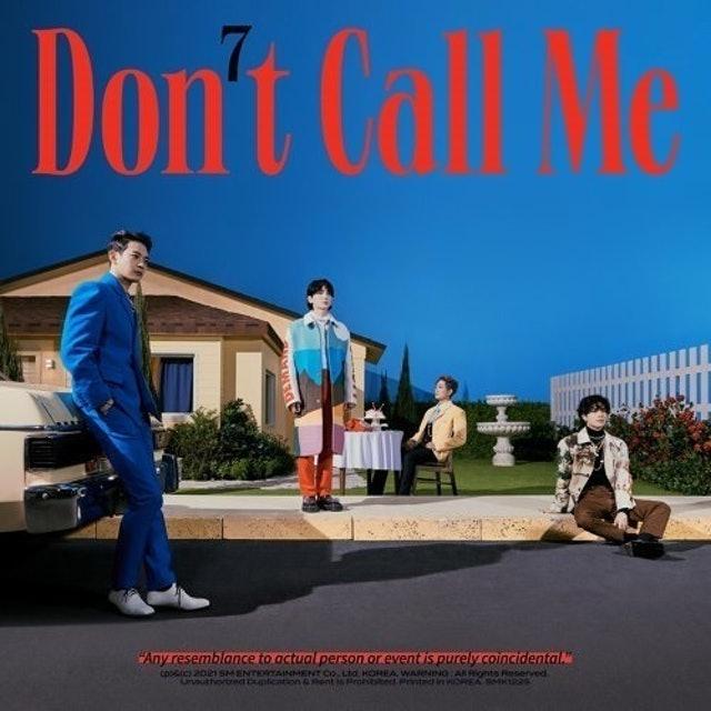 SHINee  Don't Call Me 1