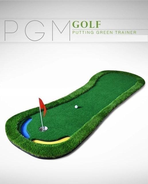 PGM 室內高爾夫果嶺 1