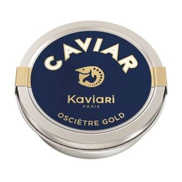 Kaviari 至尊奧賽嘉魚子醬 1