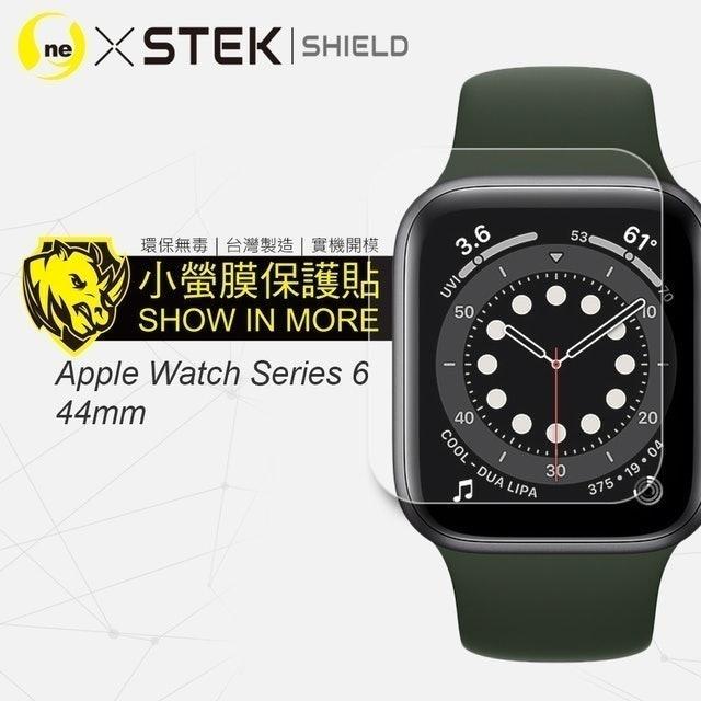 O-ONE Apple Watch 6系列小螢膜滿版全膠螢幕保護貼 1