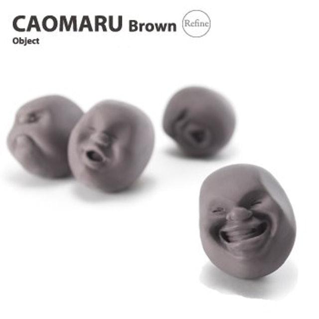 +d  CAOMARU  喜怒哀樂眾生相橡膠人頭 1