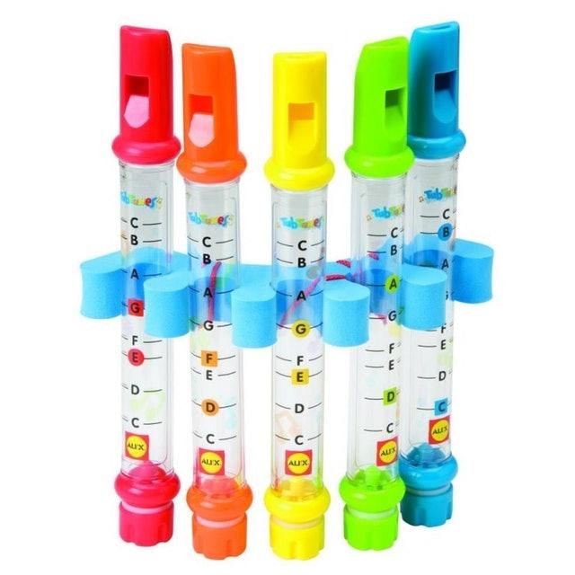 ALEX Toys Water Flutes五色水笛 1